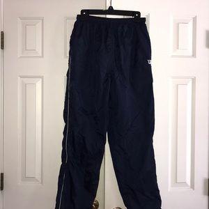 Wilson Track pants